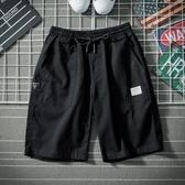 短褲男潮牌ins加大碼休閒工裝5五分褲夏季男生沙灘寬鬆胖子大褲衩
