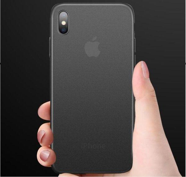 現貨 iPhonex手機殼超薄蘋果x磨砂硬殼新款男8X全包10防摔套iPhone X女