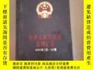 二手書博民逛書店罕見中華人民共和國法規匯編1994年1月-12月Y26394 法規編撰委 法律出版社 出版1994
