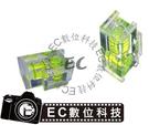 【EC數位】專業級機頂熱靴座 Canon Fuji 專用 雙向水平儀熱靴座 雙向雙軸 雙氣泡