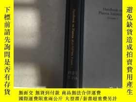 二手書博民逛書店Handbook罕見on Plasma Instabilitie