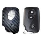 LEXUS 碳纖軟鑰匙套 鑰匙殼 CT200H RX270 RX350 沂軒精品 A0607