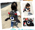 [Mamae] 韓國DevilWing小惡魔翅膀幼兒園防走失兒童背包書包  防走失包