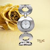 瑞士 TRUE 瑞時寶嘉  TC150166  高雅圈圈配飾腕錶 /29mm (銀)