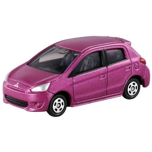 《TOMICA火柴盒小汽車》TM023 - MITSUBISHI MIRAGE╭★ JOYBUS玩具百貨
