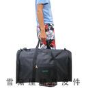 ~雪黛屋~weider旅行袋超級大容量台灣製造二組拉鍊大開口便於取放大型品防水尼龍布由底部車縫W615