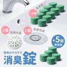 【F0444】《送廚房地漏!送水箱掛鉤》日本活氧酵素芳香清潔錠15錠/盒