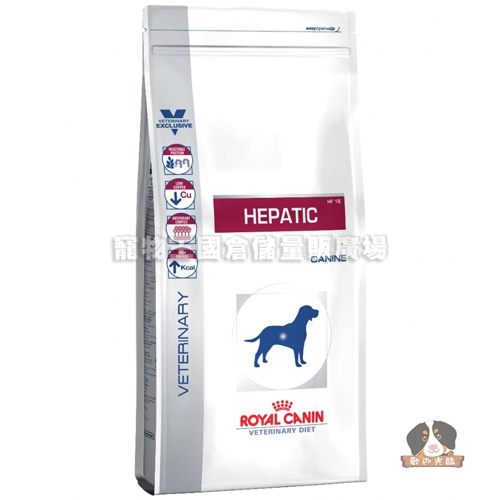 【寵物王國】法國皇家-愛犬HF16肝臟處方6kg