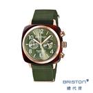 【官方旗艦店】手工方糖錶 折射光感 軍綠色 時尚百搭 禮物首選