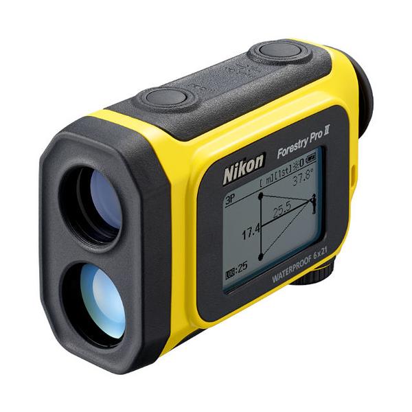 Nikon Laser Forestry Pro II 雷射測距儀