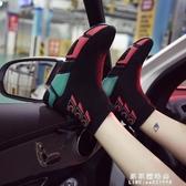 襪子鞋 高筒襪子鞋女2020秋季新款網紅韓版ulzzang彩色底彈力嘻哈襪靴女【果果新品】