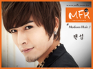 SJ酷感男生假髮【M017008】*韓國假髮男假髮男用假髮◆MFH韓系假髮◆