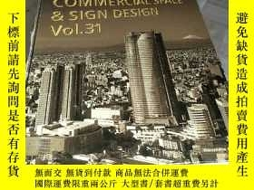 二手書博民逛書店DISPLAY罕見COMMERCIAL SPACE & SIGN DESIGN VOI.31Y156452 見