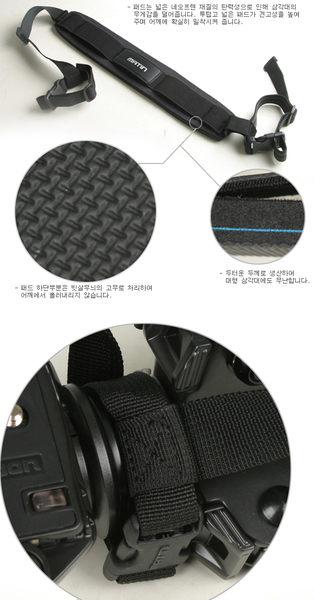 呈現攝影-MATIN 減重背帶 雙扣式(相機腳架用) L 減壓三腳架背帶 舒適 減重 防滑 ※