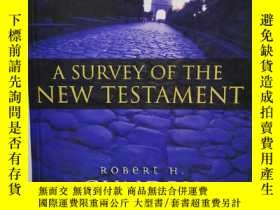 二手書博民逛書店Survey罕見of the New Testament by