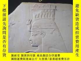 二手書博民逛書店Cleopatra罕見and the queens of egypt 埃及艷後與埃及女王 王妃展 包括古埃及石雕、