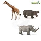 小牛津 collectA動物模型-陸地動物系列 英國高擬真模型-3款可選【佳兒園婦幼館】