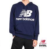 New Balance 新竹皇家 藍色 大LOGO 長袖 T恤 上衣 男女款NO.H2307