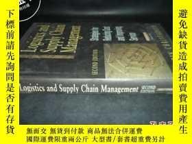 二手書博民逛書店Logistics罕見and Suppy Chain Manag