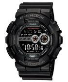 CASIO 卡西歐 G-SHOCK 手錶 (GD-100-1B) 防水 運動/51.2mm