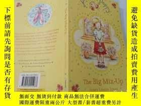 二手書博民逛書店Princess罕見Poppy :The Big Mix-Up 波比公主:大混亂Y200392