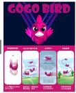 今年最新聖誕節禮物GoGoBird 遙控飛行鳥,非常有科技感,單手操控,支援避障定高仿生鳥