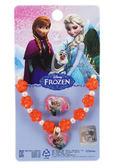 【卡漫城】 冰雪奇緣 手鍊 & 戒指 橘色款 ㊣版 手鏈 Frozen 艾莎 Elsa 手環 扮家家酒 兒童飾品 韓版