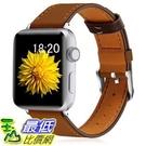 錶帶 KOLEK Leather Bands Compatible with Apple Watch, Leather Band iWatch  4/3/2/1 B07F7YQCTY