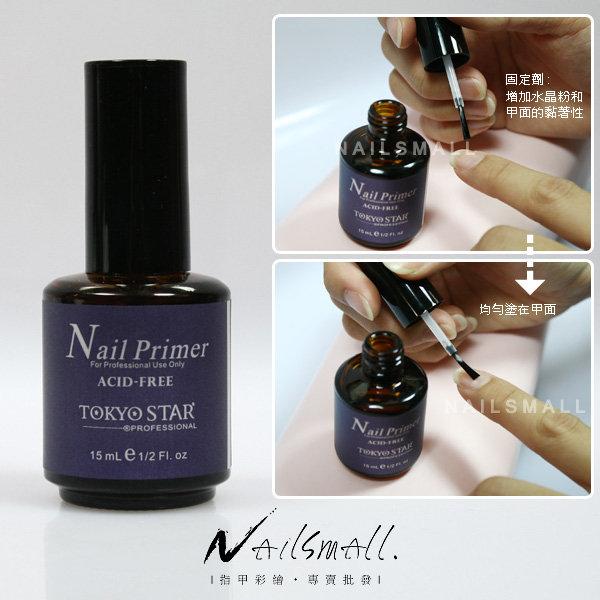 TOKYO STAR 光撩水晶指甲無酸固定劑15ml | 結合劑水晶|光撩凝膠指甲皆可使用  《NailsMall》