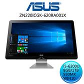 華碩 ZN220ICGK-620RA001X i5獨顯  Win10 液晶電腦
