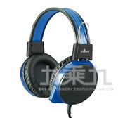 Hawk X710 頭戴式電競耳機麥克風(藍) 03-HGX710BL