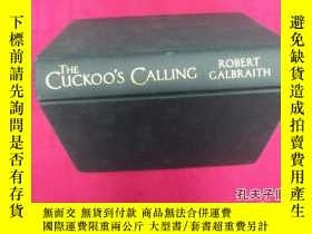 二手書博民逛書店THE罕見CUCKOOS CALLING ROBERT GALB