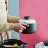陶瓷砂鍋燉鍋塔吉鍋煲湯家用燃氣明火耐熱耐高溫湯鍋沙鍋煲仔飯鍋