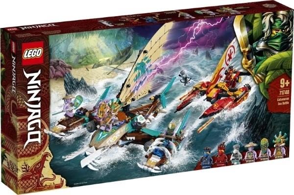 樂高LEGO NINJAGO 雙體船海上大戰 71748 TOYeGO 玩具e哥