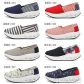 老北京布鞋女學生春季帆布鞋韓版百搭女鞋厚底搖搖鞋 概念3C旗艦店