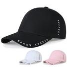 棒球帽 帽子男女夏天棒球帽正韓潮人百搭遮...