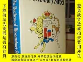 二手書博民逛書店1973年第一版罕見The Duchess of Bloomsb