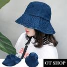 [現貨] 牛仔布漁夫帽 遮陽帽 太陽帽 ...