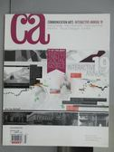 【書寶二手書T6/設計_PBG】Communication Art_391期_Interactive Annual 19