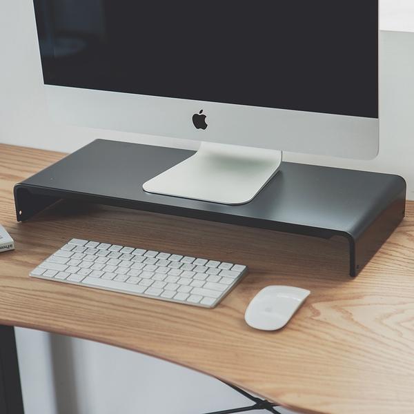DIY 桌上螢幕架/螢幕增高架/電腦螢幕架/收納架/桌面收納/筆電架/電腦架/3色/H&D東稻家居