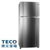 TECO 東元 480公升 變頻雙門冰箱 R4892XM (雅鈦銀)