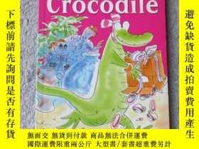 二手書博民逛書店The罕見Clumsy Crocodile (Usborne y