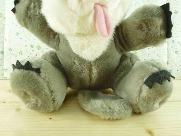 【震撼精品百貨】San-X動物家族_貓咪~絨毛玩偶-吐舌