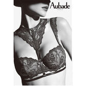 Aubade-夢幻觸感B薄襯內衣(黑)BE