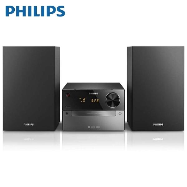 Philips 飛利浦 都會時尚微型無線藍牙音響 BTM2310