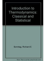 二手書博民逛書店 《Introduction to Thermodynamics: Classical and Statistical》 R2Y ISBN:0471097195