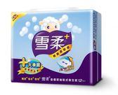 【雪柔】金優質抽取式衛生紙100抽x12包x6串/箱-箱購