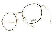 CARIN 光學眼鏡 BREEZE C2 (深琥珀-金) 韓星秀智代言 質感簡約鏡框 # 金橘眼鏡