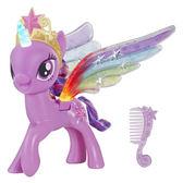 彩虹小馬 MY LITTLE PONY 閃耀翅膀紫悅