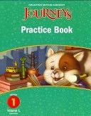 二手書博民逛書店 《Journeys Practice Book, Grade 1》 R2Y ISBN:9780547246413│Houghton Mifflin School